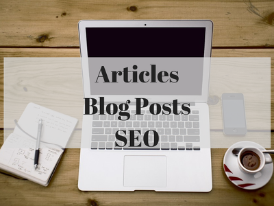 Write a 500 word SEO optimized articles or blog posts