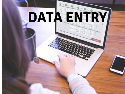 I Will Do Data Entry Urgent Data Entry Work