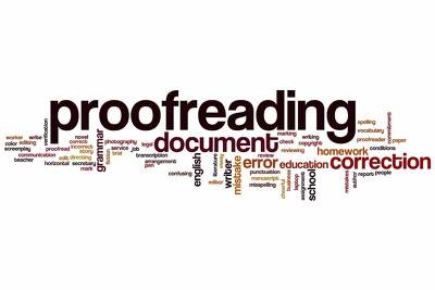 Proofread 5000 words/day in French