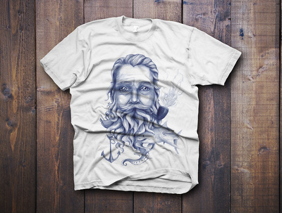 Create unique and professional t-shirt design - unlimited rev.