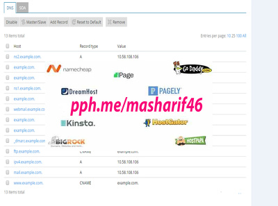 Update Nameserver or Fix DNS for Linux,Cpanel,CWP,WHM,Plesk