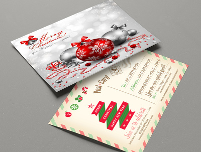 Create awesome Christmas Card