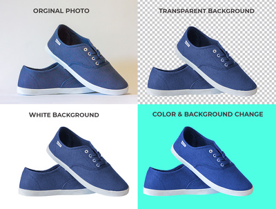 Remove 20 photos Background professionally / Clipping Path