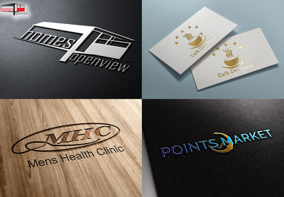 Create your Company Logo Or Complete Brand Style Guideline