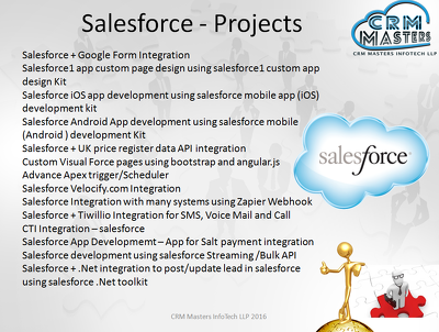Salesforce Services for your business