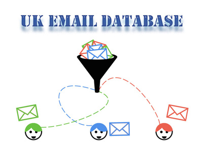 uK Email List / Email Database for Email Marketing (50K)