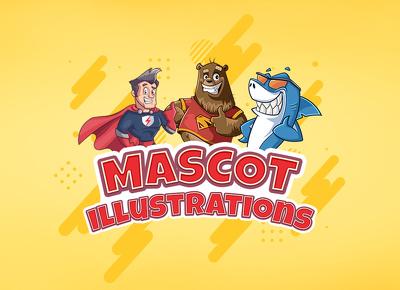 Create mascot from scratch