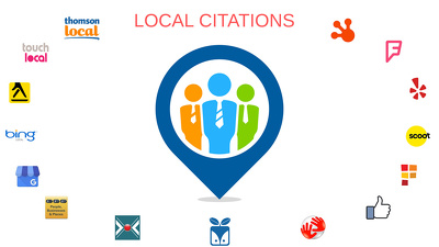 50 USA, UK, Canada Local Citations |Local SEO (NAP Consistent)