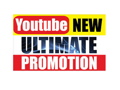 Manually Youtube Real Marketing & Promotion very effectively