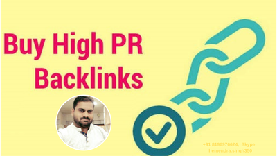 Provide you 25 backlinks for high PA DA website within 1 day