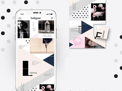 Create a Professional Instagram Content