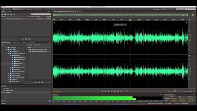 Edit / master your podcast, background noise removal (1 hour)