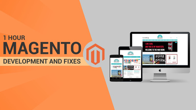 1 Hour of Magento Development & Fixing