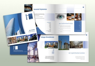Design Brochure, Catalogue, Menu, E-Book in $15