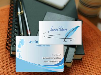 Do business card visiting card design