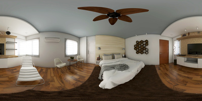 Render 360 interior views