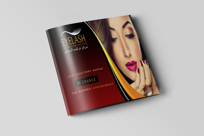 Design  1- 4 pages brochure