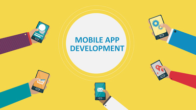 Develop  Mobile Android and IOS APP