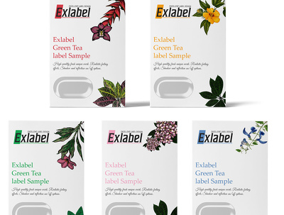 Design amazing Product label and Packaging