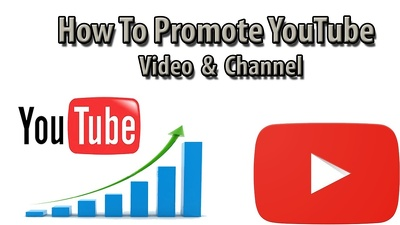 Promote Your YouTube Video OR Channel