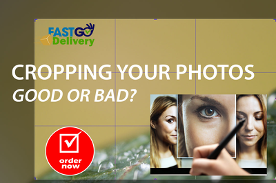 Image Resize, Cropping, Rotate & add water mark of 100 Photos