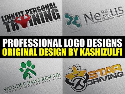 Design 3 professional business logo design
