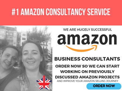 Carry Out Previously Discussed Amazon / Seller Central Work