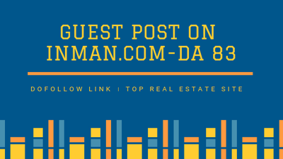 Do Guest Post on INMAN.COM-DOFOLLOW LINK -DA 83