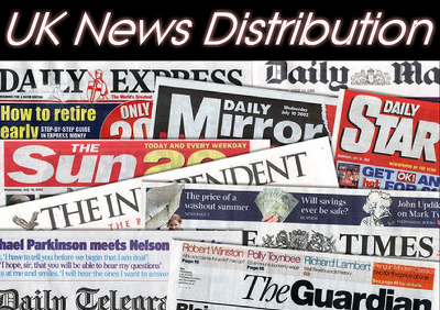 DISTRIBUTE Press Release to all UK National Newspaper Editors