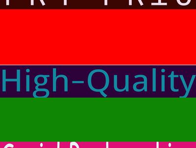 Provide You PR4-PR9 High-Quality 5 Social Bookmarking
