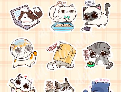 Design custom stickers