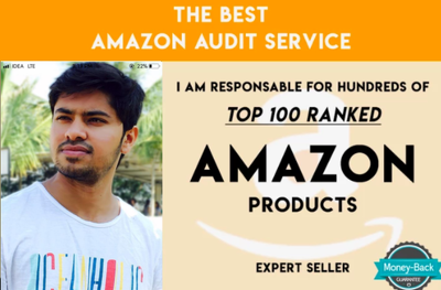 Audit your Amazon seller account | Amazon Consultant