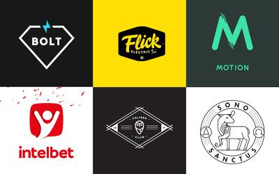 Premium Logo Design + 2 concept + favicon + Font + Source files