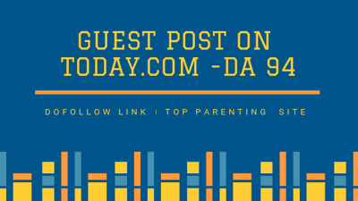 Publish Guest Post on Today.com- dofollow link - DA 94