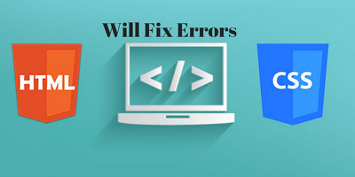 Fix  HTML, CSS, PhP, Mysql, Codeigniter, shopify Issues