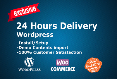 Install wordpress theme as per demo in 2 hrs