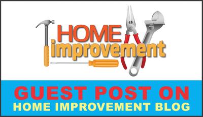 Write & guest post 10 Home Niche DoFollow DA30+ Blog