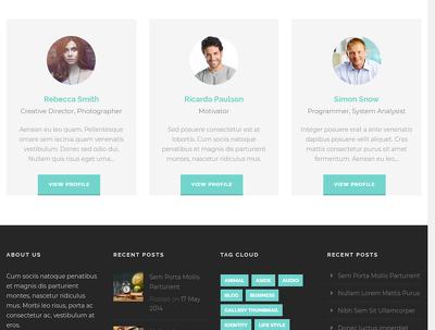 Build Wordpress Course Management Responsive and Slick website