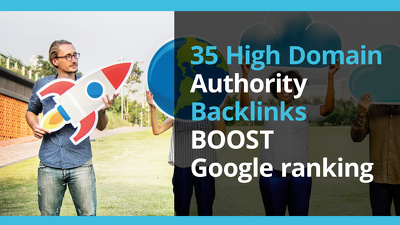 35 High Domain Authority Backlinks To Improve Google ranking