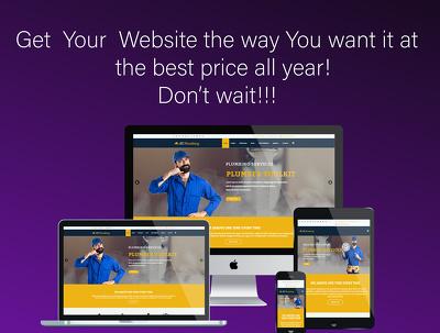Create Responsive WordPress Website Design