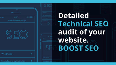 Detailed Technical SEO audit of your website