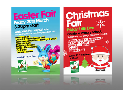 Design eye-catching flyer or leaflet within 48 hours