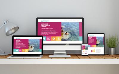 Create a premium SEO optimised Wordpress + Divi Website