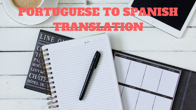 Translate 500 words medical text from Portuguese to Spanish