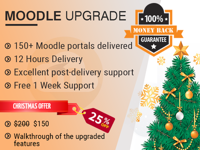 Stress-free upgrade to Moodle 3.6.1