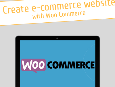 Create an e-commerce website with WooCommerce