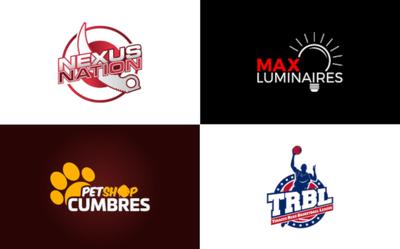 Design bespoke modern logo in 24 hours