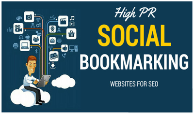 Provide 25 High quality Social Bookmarking DA 100
