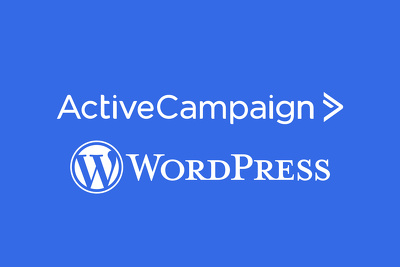 fully integrate ActiveCampaign with your WordPress website