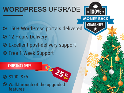 Stress-free upgrade to WordPress 5.0